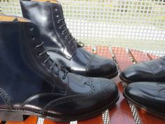 #yanko #yankoshoes #handmade #cordovan #boots #trzewiki #bwb #butwbutonierce #navy #shoe #shoecare #mensshoes #menswear #shell #horween #shoemaker #shoeslover #shoestagram #shoeporn @patinepl #patine #patinepl #classic #klasycznebuty #klasyczne #butyklasyczne #obuwie #goodyearwelted #luxury