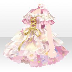 上半身/インナー Otome*フラワーオイルワンピースピンク Manga Clothes, Drawing Clothes, Diy Clothes, Model Outfits, Girl Outfits, Fashion Outfits, Fashion Design Drawings, Fashion Sketches, Anime Uniform