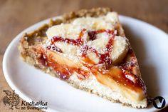 Kuchařka ze Svatojánu: OŘECHOVÝ DORTÍK S BANÁNY Apple Pie, Sweet Recipes, Sweet Tooth, French Toast, Paleo, Food And Drink, Sweets, Cooking, Breakfast