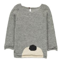 Oeuf NYC Panda Alpaca Wool OEuf x Smallable Exclusive Jumper-product