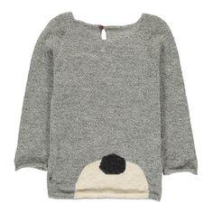 Oeuf NYC Panda Alpaca Wool OEuf x Smallable Exclusive Jumper-product