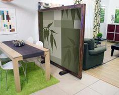 Separador de ambiente en celosia 675 900 - Biombos casa home ...