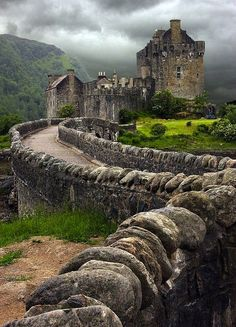 """See 651 photos and 39 tips from 3343 visitors to Eilean Donan Castle. """"Eilean Donan Castle was used in an establishing shot in The World Is Not Enough. Places Around The World, Oh The Places You'll Go, Places To Travel, Places To Visit, Beautiful Places In The World, Travel Destinations, Travel Things, Fun Things, Beautiful Places In England"""