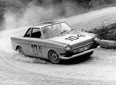 Bmw 700s / 1961 / rallye monte carlo