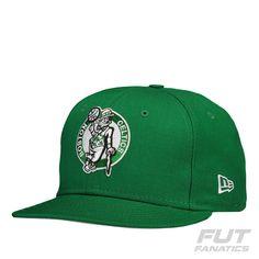 Boné New Era NBA Boston Celtics 5950 Basic Verde Somente na FutFanatics  você compra agora Boné caae3459a68