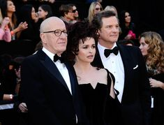 Colin Firth and Geoffrey Rush Photos Photos - Actors Geoffrey Rush, Helena Bonham Carter and Colin Firth arrive at the 83rd Annual Academy Awards held at the Kodak Theatre on February 27, 2011 in Hollywood, California. - 83rd Annual Academy Awards - Arrivals