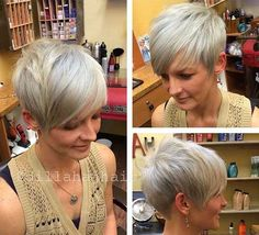20 Best Short Hair Styles   http://www.short-haircut.com/20-best-short-hair-styles.html