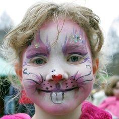 Malování na obličej - vzory a inspirace | i-creative.cz - Inspirace, návody a nápady pro rodiče, učitele a pro všechny, kteří rádi tvoří.