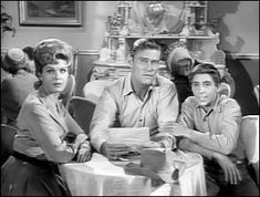 The Rifleman - The Most Amazing Man - Season Episode Episode 151 Patricia Blair, The Rifleman, Sammy Davis Jr, Amazing Man, Archie, A Good Man, Westerns, Che Guevara