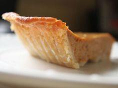 A gluten-free pie cr