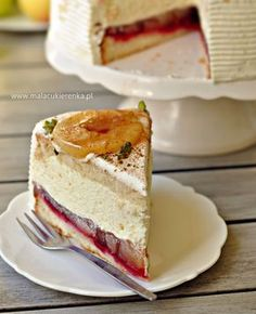 Cake with carrot and ham - Clean Eating Snacks Different Cakes, Salty Cake, Savoury Cake, Cookie Desserts, Clean Eating Snacks, Vanilla Cake, Cake Recipes, Food Photography, Cheesecake