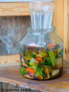 Kimczi: zrób sobie królewską kiszonkę Homemade kimchi