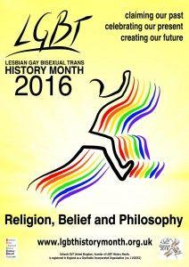 2016 Religion Belief and Philosophy