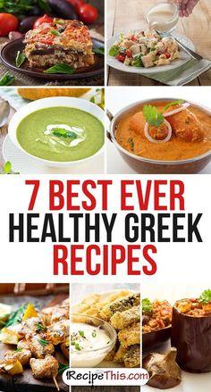 7 Best Ever Greek Recipes