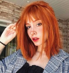 Short Hairstyles For Women, Hairstyles Haircuts, Cool Hairstyles, Pixie Haircuts, Short Red Hair, Short Hair Cuts, Short Wavy, Short Pixie, Long Layered
