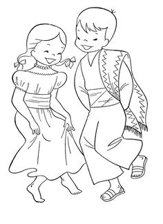 Free Cinco De Mayo Coloring Pages Printables from Cinco de Mayo Coloring Pages category. Find out more awesome coloring sheets for your kids Dance Coloring Pages, Cartoon Coloring Pages, Disney Coloring Pages, Free Coloring, Adult Coloring Pages, Coloring Pages For Kids, Coloring Sheets, Coloring Books, Kids Colouring