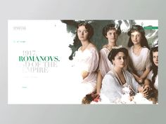 Hermitage Gallery website by Cuberto