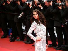 Aline Moraes lindíssima em Cannes.