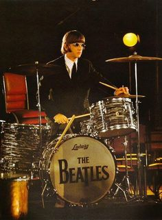 Ringo Starr, he got it done, very consistent and capable. Perhaps not the best professional of all time, but it was enough and just right.