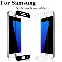 1.22$  Know more - Full Cover Screen Protector Tempered Glass For Samsung Galaxy S3 S4 S5 Note 3 4 5 A7 2016 A3 A5 2017 J5 J7 Prime A8 C5 C7 Pro   #shopstyle