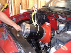Installing Motor in Electric Car Conversion