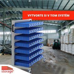 Vďaka systémovému vozíku budete mať vo svojich prepravkách poriadok a systém :) Storage, Shopping, Purse Storage, Store