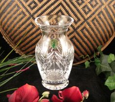 Waterford Crystal Giftware Vase / Match for by Successionary, $59.94