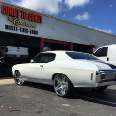 #BecauseSS 70 chevelle amani forged brushed wheels split 5 star concave