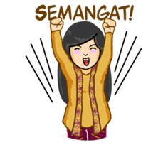 Enjoy and share this Sundanese sticker for your daily conversation