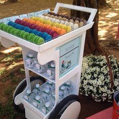De churros a milk shake, selecionamos 11 carrinhos gourmet para deixar a festa de 15 anos ainda mais gostosa e divertida!