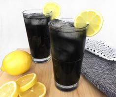 Black lemonade is a refreshing drink that gets its black color from activated charcoal. Activated charcoal has many health benefits including: preventing hangovers,...