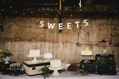 Brittany and Eric's Sloss Furnace Wedding » The Birmingham Bride