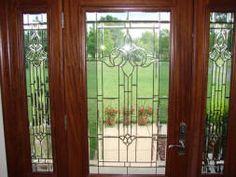 Inside view of sanger door www.nicksbuilding.com