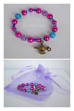 Moroccan Bracelet Favor - Shimmer and Shine Inspired Bracelet Favor - Jasmine Inspired Bracelet Favor - Aladdin Inspired Favor - Bracelet Favor
