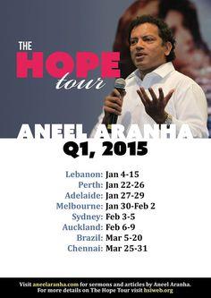 The Hope Tour - Q1 2015