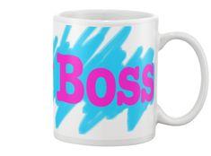Lady Boss Neon Color Changing Mug