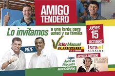 Victor Manuel a la orden con los tenderos! #sentimientodetodos...