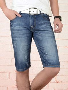 SHARE & Get it FREE | Cat's Whisker Design Zip Fly Straight Legs Men's Denim ShortsFor Fashion Lovers only:80,000+ Items • New Arrivals Daily • Affordable Casual to Chic for Every Occasion Join Sammydress: Get YOUR $50 NOW!