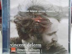 Quinze Chansons Vincent Delerm Sealed CD Album French Import