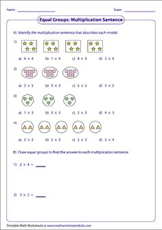 multiplication arrays worksheets awesome equal groups 56 recent equal groups worksheets grade – free worksheets multiplication worksheet layout minus […] Multiplication Strategies, Multiplication Worksheets, Math Fractions, Array Math, Repeated Addition, 1st Grade Math Worksheets, Second Grade Math, Grade 3, Math Lessons