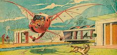 Before the Jetsons, Arthur Radebaugh Illustrated the Future http://www.smithsonianmag.com