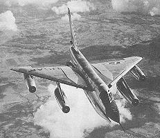 Convair B-58 Hustler - USA