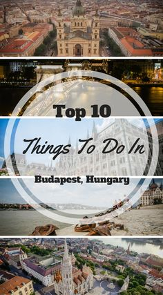Top 10 things to do in Budapest, Hungary. When you ask people to name some of the most beautiful cities in the world, they might not openly name Budapest. But once they get to see what the city has to offer, they will definitely change their mind. Click to read more at http://www.divergenttravelers.com/things-to-do-in-budapest/
