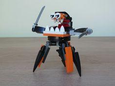 Totobricks: LEGO MIXELS SERIES 9 SPINZA LEGO 41576 NINDJAS http://www.totobricks.com/2016/10/lego-mixels-series-9-spinza-lego-41576.html