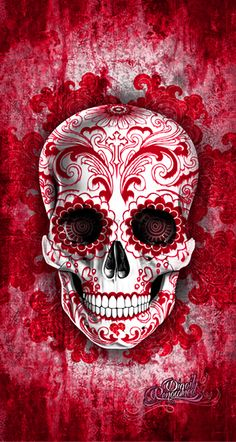 JOLLY SUGAR SKULL CHERRY