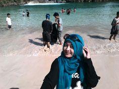 Sempu Island #malang #hijab #travel #traveling #touring #sempu #pulausempu