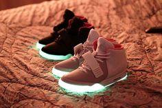 Glow in the dark or light up?? Either way, I need these! #swag #rap #hip hop