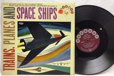 Trains, Planes And Space Ships Harmony HL 7110 #Vinyl, #Records, #LPs, Album stores.ebay.com/capcollectibles