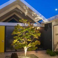 Eichler Atriums | Atrium Photo Gallery for Mid-Century Modern Eichler Homes