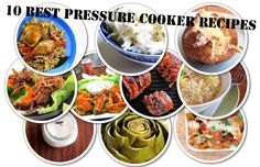 This year's countdown includes the most clicked, cooked and rated pressure cooker recipes from this website. It's a peek into your neighbor's pressure cook